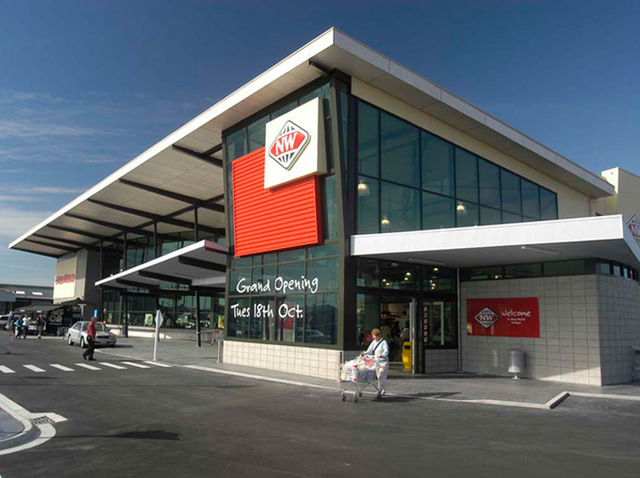 New World Te Rapa Jcy Commercial Architectural Projects
